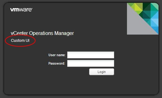 Custom-UI Login